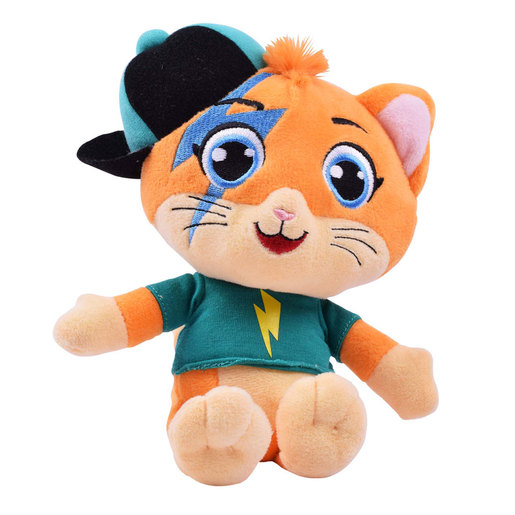 44 Cats Musical Plush Toy - Lampo
