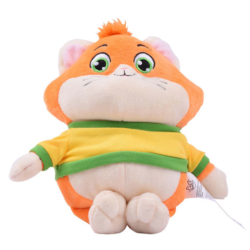 44 Cats Musical Plush Toy - Meatball