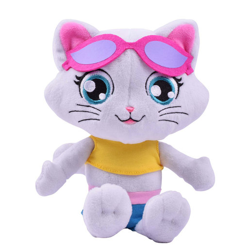 44 Cats Musical Plush Toy - Milady