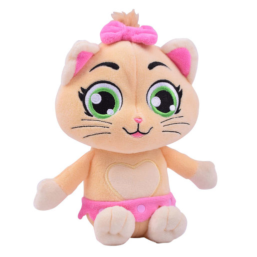 44 Cats Musical Plush Toy - Pilou