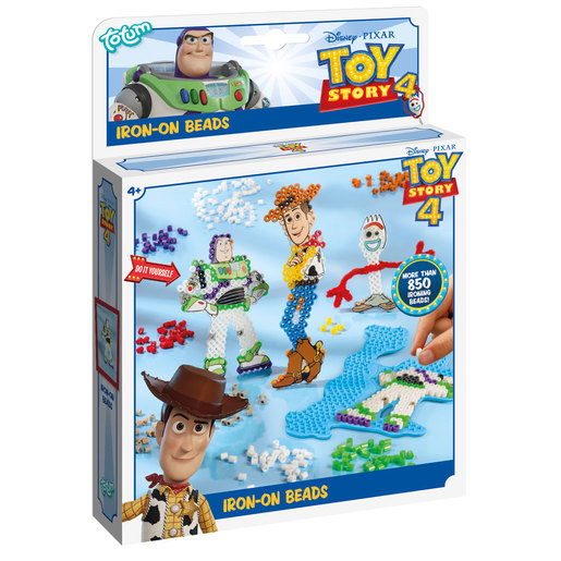 Disney Pixar Toy Story 4 Iron-On Beads