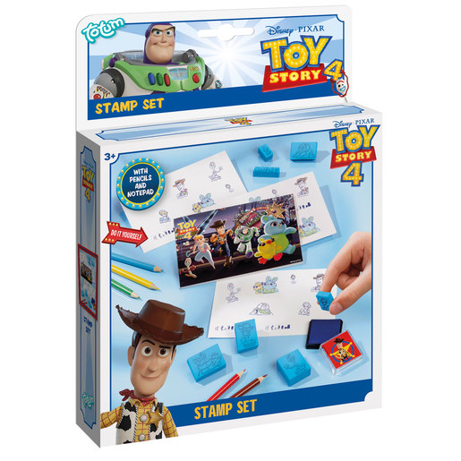 Disney Pixar Toy Story 4 Stamp Set