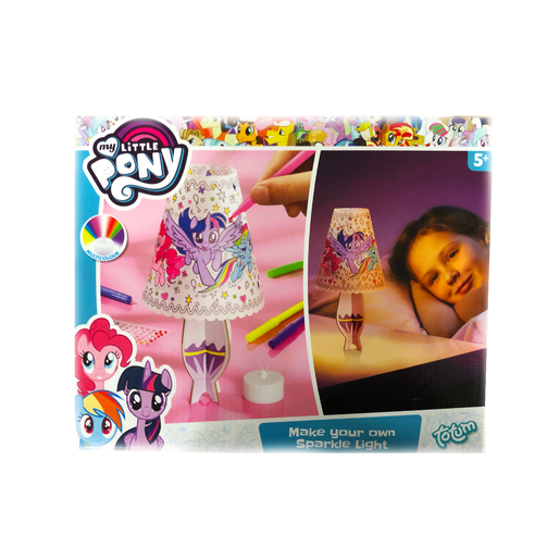 My Little Pony Make Your Own Sparkle Light