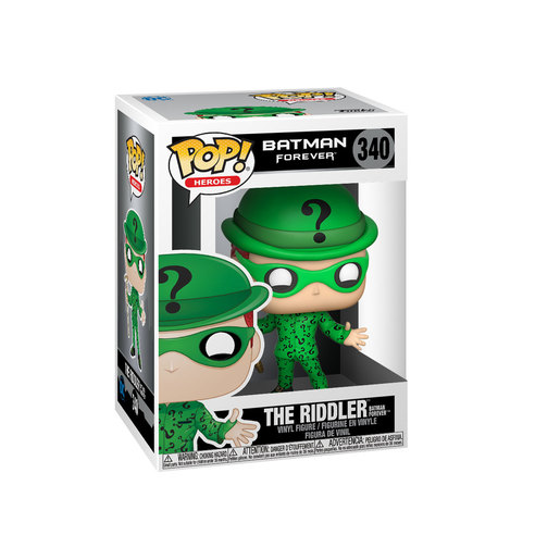 Funko Pop! Heroes: Batman Forever - Riddler