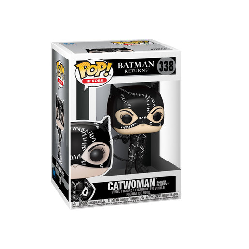Funko Pop! Heroes: Batman Returns - Catwoman