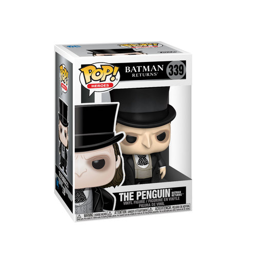 Funko Pop! Heroes: Batman Returns - Penguin