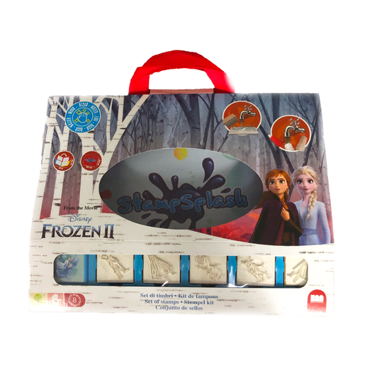 Disney Frozen 2 StampSplash Set or Stamps Kit