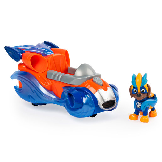 Paw Patrol Mighty Pups Charged Up Deluxe Vehicle - Zuma