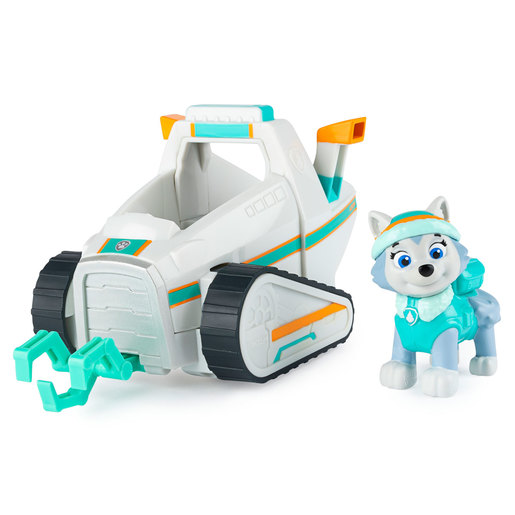 Paw Patrol Everest's Snow Plough Vehicle