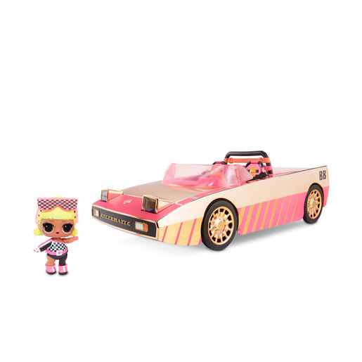 L.O.L. Surprise! Car Pool Coupe With Exclusive Doll
