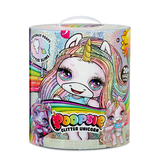 Poopsie Glitter Unicorn – Stardust Sparkle or Blingy Beauty