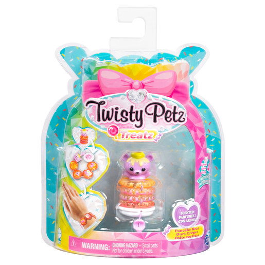 Twisty Petz Treatz Series 4 Bracelet - Pancake Bear from TheToyShop