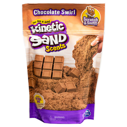 Kinetic Sand Scents - Chocolate Swirl