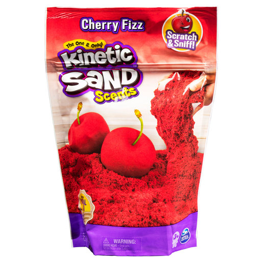 Kinetic Sand Scents - Cherry Fizz