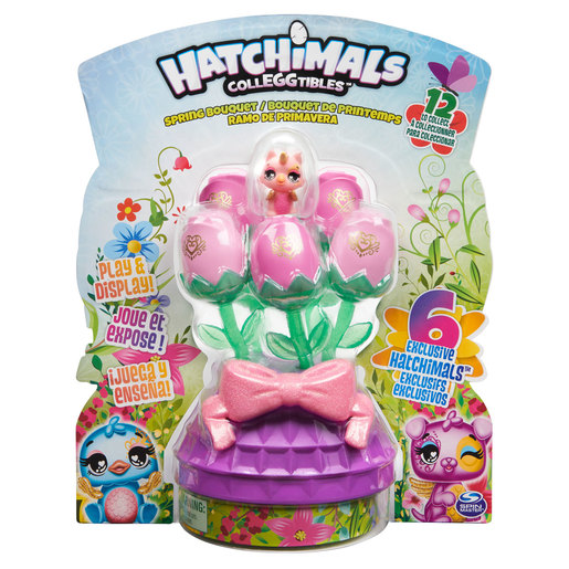 Hatchimals CollEGGtibles Spring Bouquet