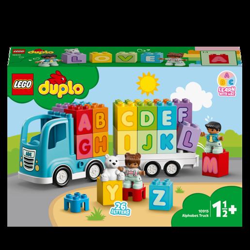 LEGO Duplo Alphabet Truck - 10915 from TheToyShop