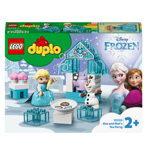 LEGO Duplo Disney Frozen Elsa and Olaf's Tea Party - 10920