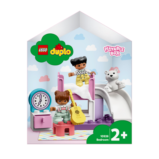 LEGO Duplo Bedroom - 10926