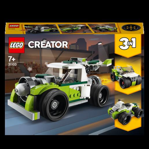 LEGO Creator Rocket Truck - 31103 from TheToyShop