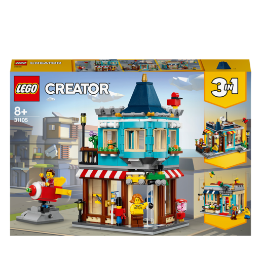 LEGO Creator Townhouse Toy Store - 31105