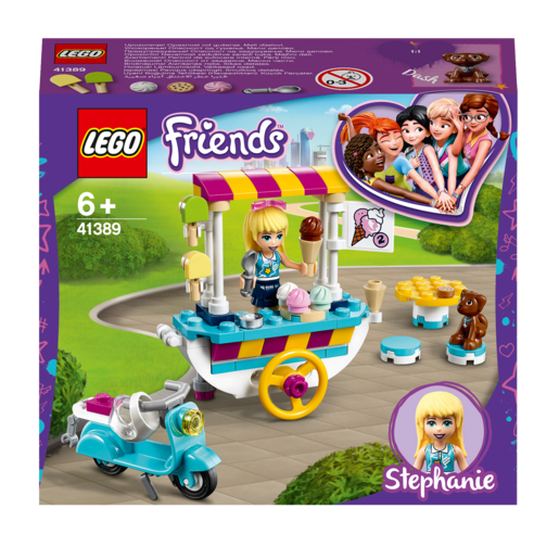 LEGO Friends Ice Cream Cart - 41389