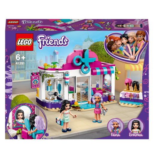 LEGO Friends Heartlake City Hair Salon - 41391