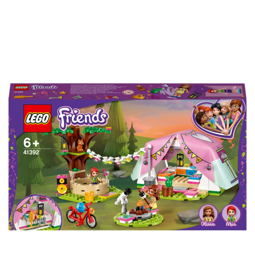 LEGO Friends Nature Glamping - 41392
