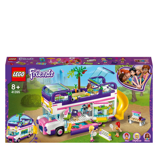 LEGO Friends Friendship Bus - 41395