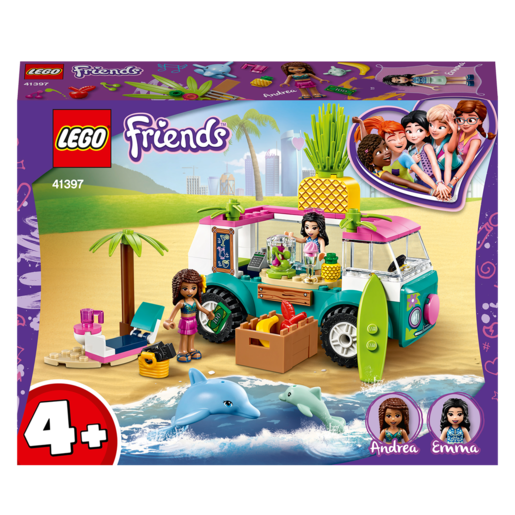 LEGO Friends Juice Truck - 41397