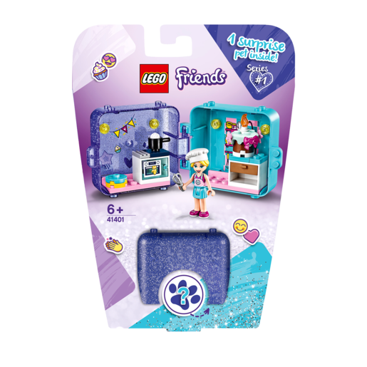 LEGO Friends Stephanie's Play Cube - 41401