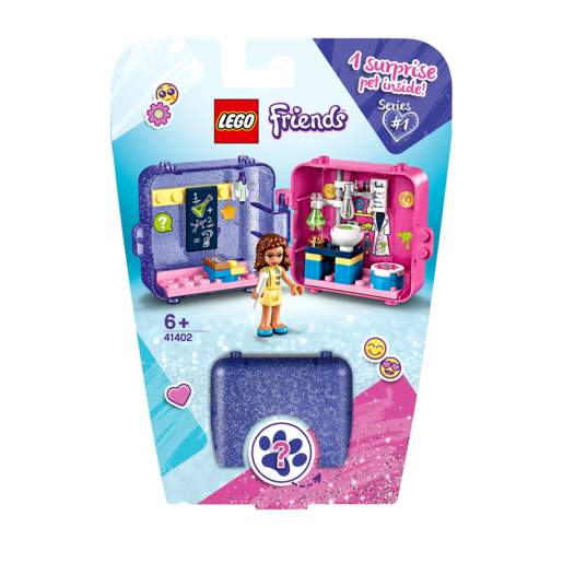 LEGO Friends Olivia's Play Cube - 41402