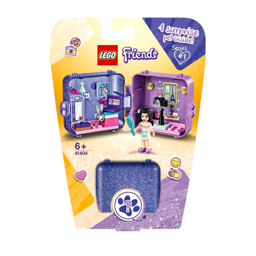 LEGO Friends Emma's Play Cube - 41404