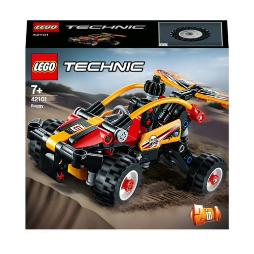 LEGO Technic 2-in-1 Buggy - 42101