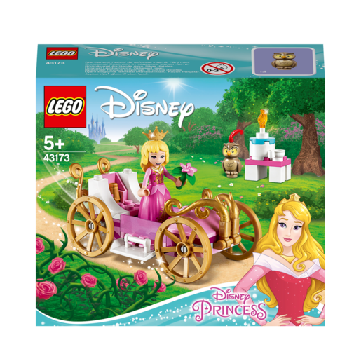 LEGO Disney Princess Aurora's Royal Carriage - 43173