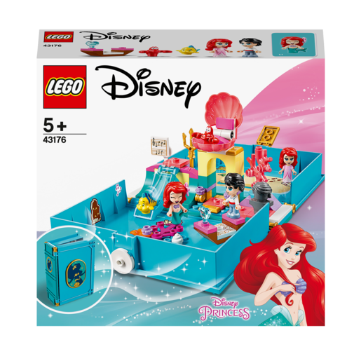 LEGO Disney Princess Ariel's Storybook Adventures - 43176