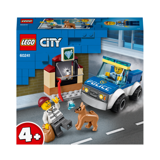 LEGO City Police Dog Unit - 60241
