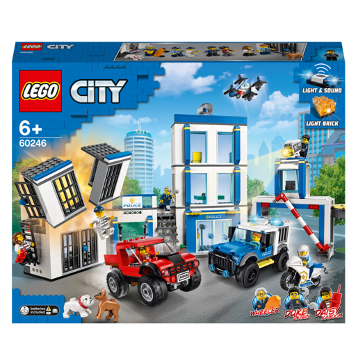 LEGO City Police Station - 60246