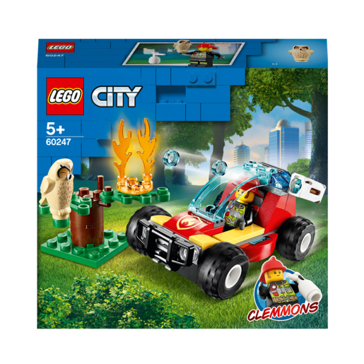 LEGO City Forest Fire - 60247