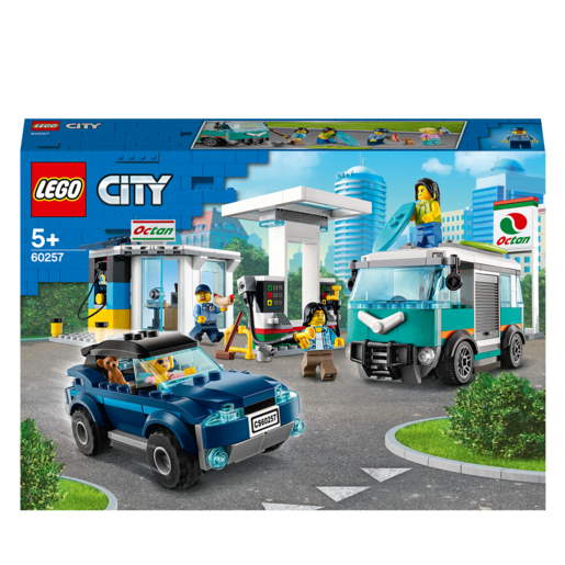 LEGO City Service Station - 60257