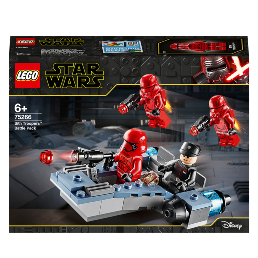 LEGO Star Wars Sith Troopers Battle Pack - 75266