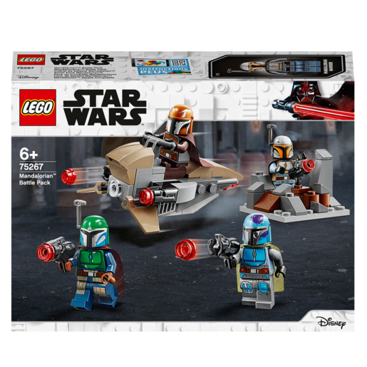 LEGO Star Wars The Mandalorian Battle Pack - 75267