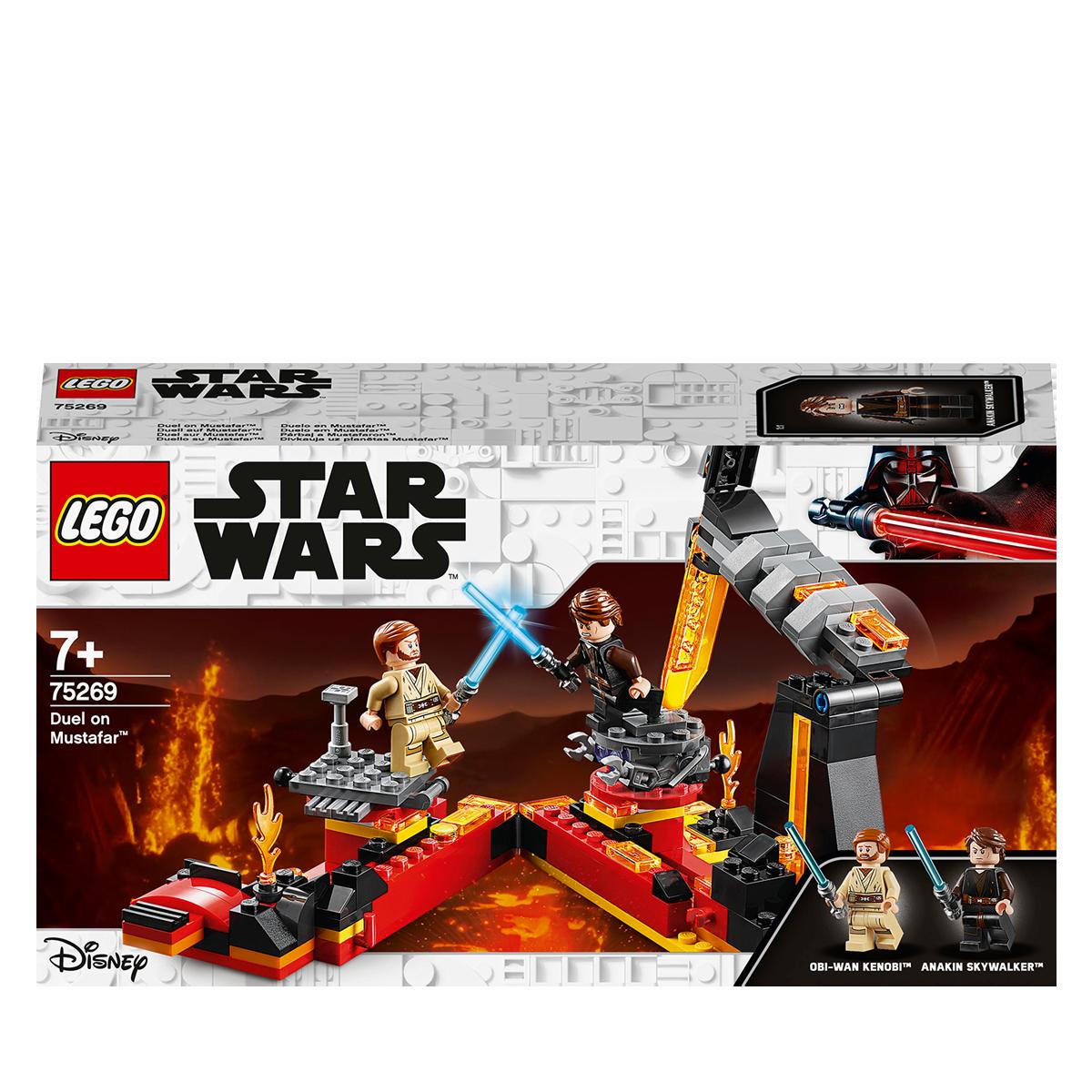 Star Wars lego mini figure accessory 5x mixed lightsabers