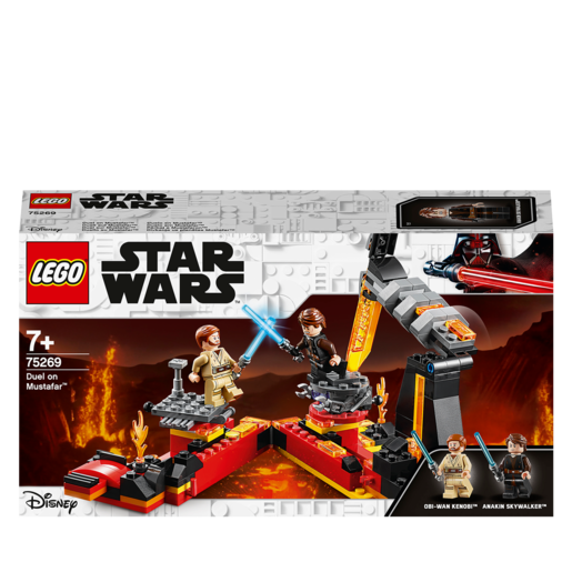 LEGO Star Wars Duel on Mustafar - 75269
