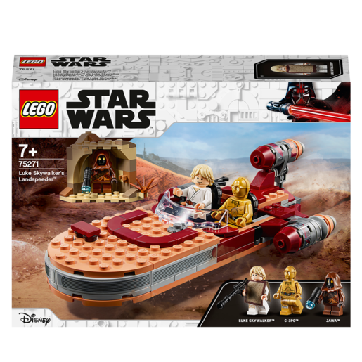 LEGO Star Wars Luke Skywalker's Landspeeder - 75271