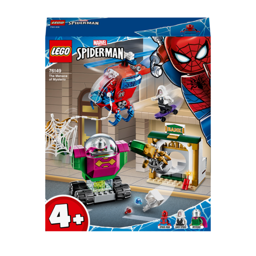 LEGO Marvel The Menace of Mysterio - 76149