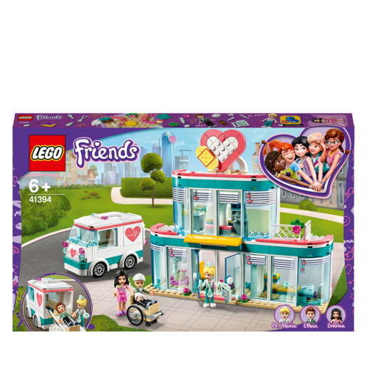 LEGO Friends Heartlake City Hospital - 41394
