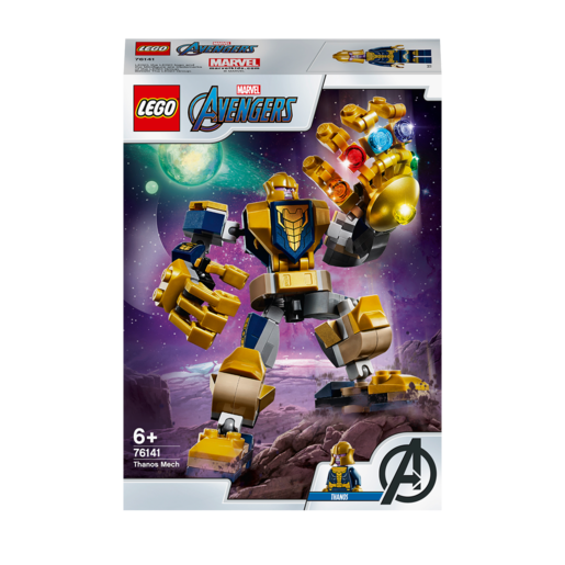 LEGO Marvel Thanos Mech - 76141