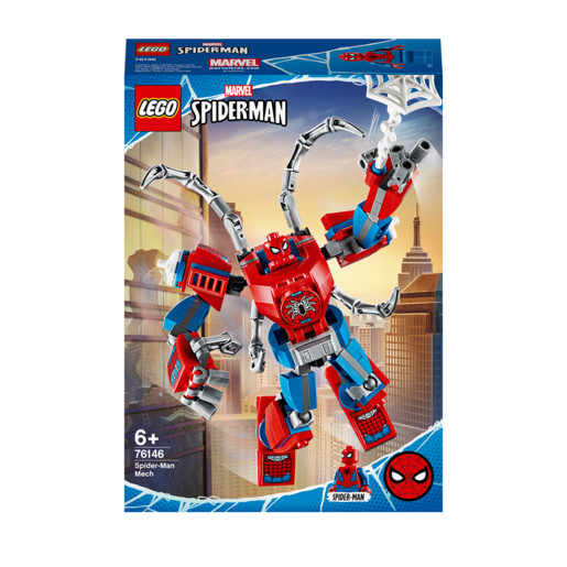 LEGO Marvel Spider-Man Mech - 76146