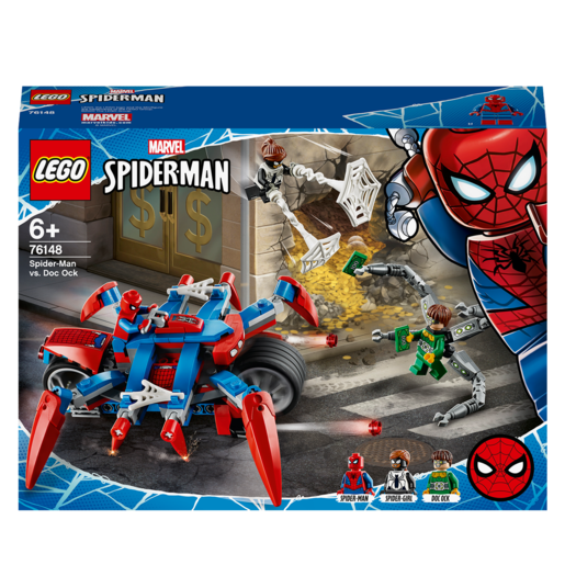 LEGO Marvel Spider-Man vs. Doc Ock - 76148
