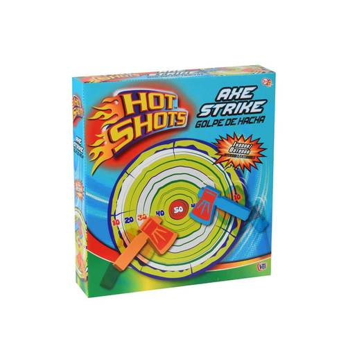 Hot Shot Battle Royale Axe Strike Game